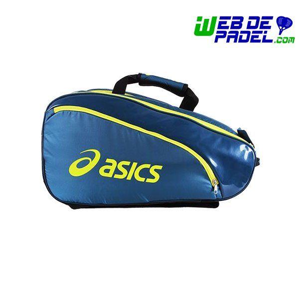 Imagenes de deporte y padel Paletero Asics Padel Bag Azul - http://webdepadel.com/paletero-asics-padel-bag-azul/