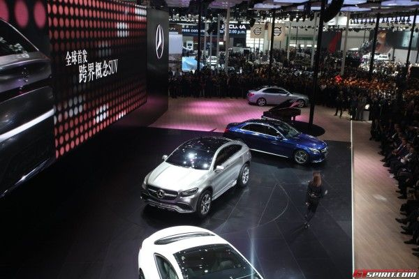 2014 Mercedes-Benz Coupe SUV in beijing