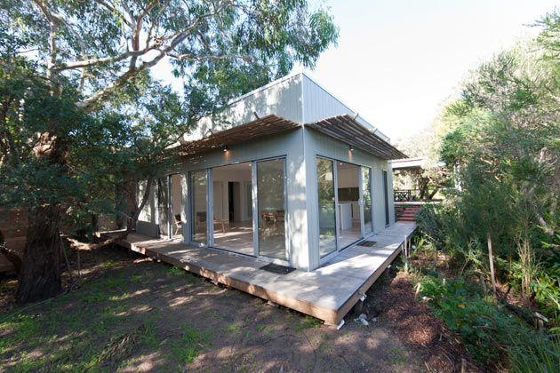 Inverloch - Ecoliv Sustainable Buildings - Award Winning Prefabricated Modular Designs