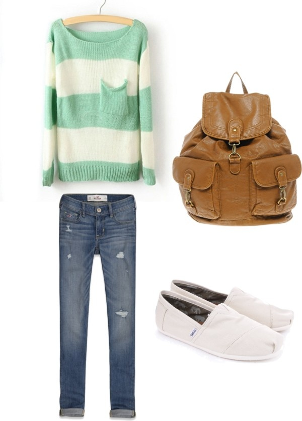 U0026quot;Cold spring day outfitu0026quot; by pink-loverr14 liked on ...