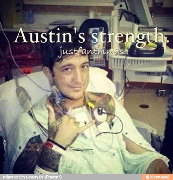 Austin Carlile.