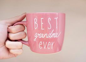 20 Great Gifts Ideas for Grandmothers  Personalized gifts. Rolling pins