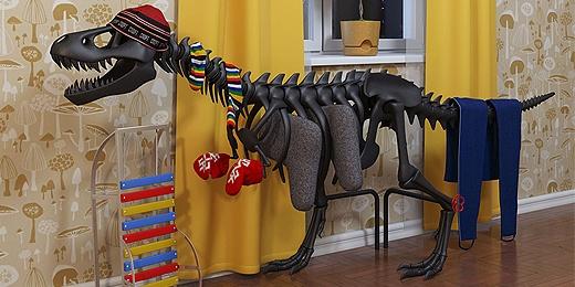 Thermosaurus: Der bekannte Heizungs-Dino