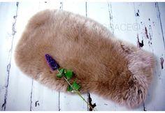 NEW! Bugaboo Style Mink Luxury Lambskin Pram Liner