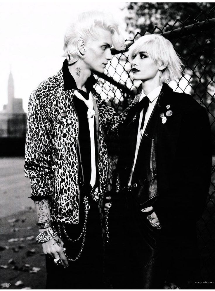 animal print teddy boy couple