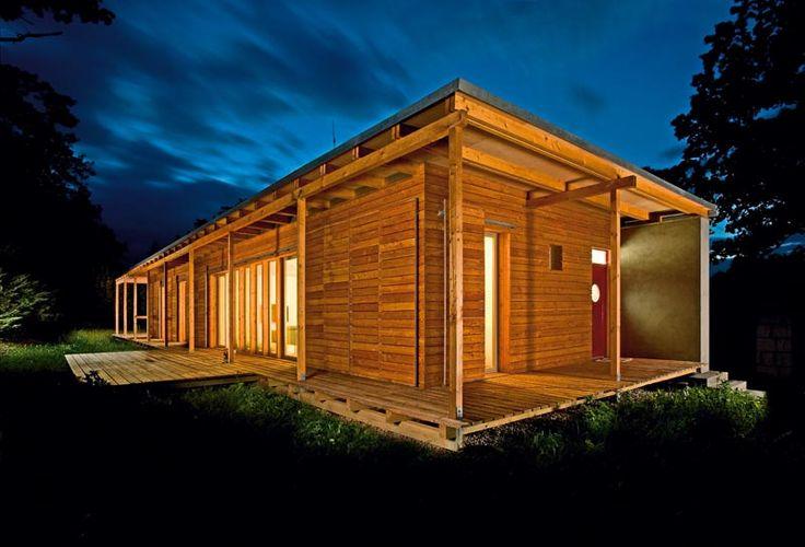 Můj Dům | Moderní přístup k dřevostavbě
