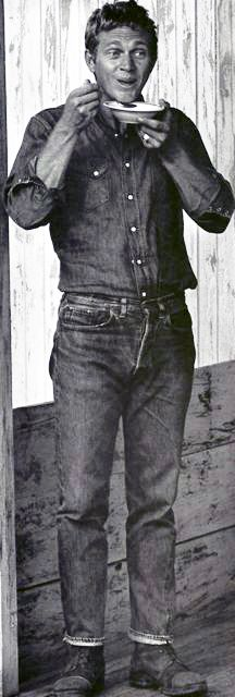 """""""the king of cool"""" steve mcqueen"""