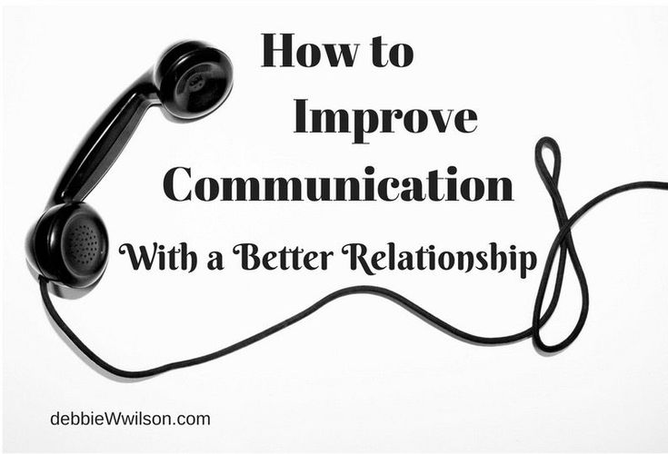 How to Improve Communication With a Better Relationship