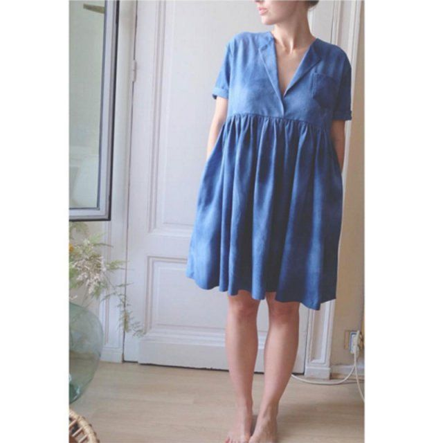 Robe Frida - Wear Lemonade - patron de couture robe
