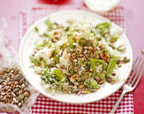 healthy greens lunch box