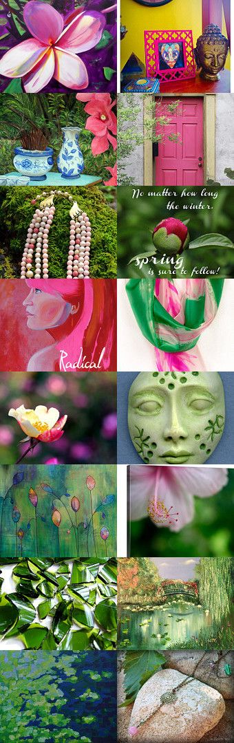 Radical and Radiant by Griselda Tello on Etsy--Pinned with TreasuryPin.com