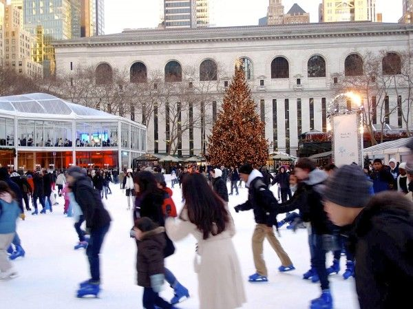Christmas in New York on a Budget