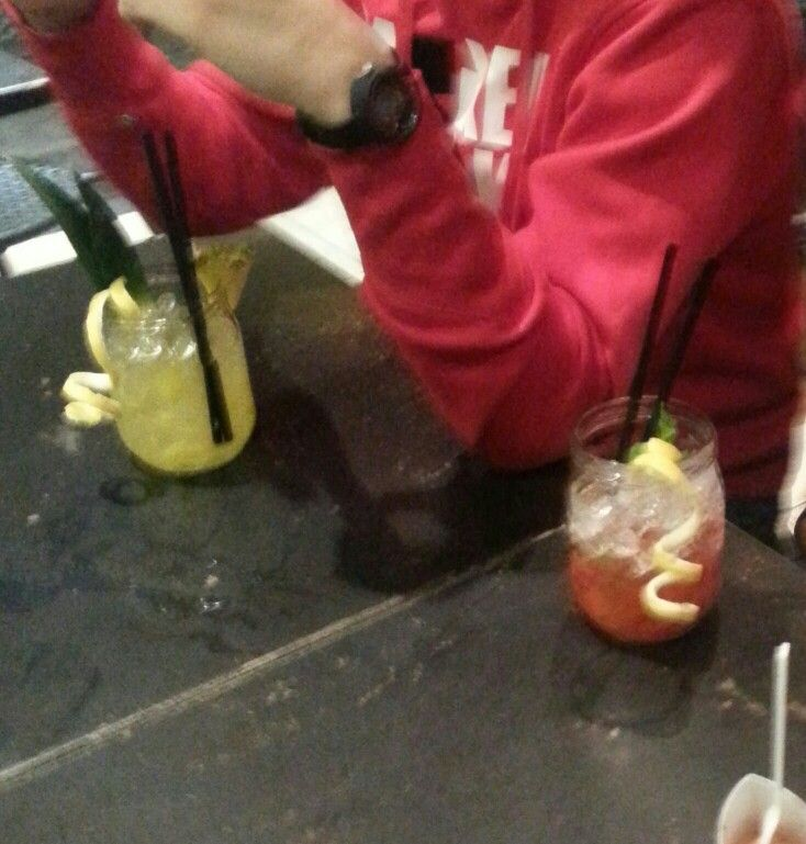 Idee per servire un cocktail