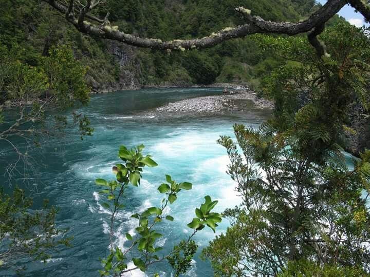 Parque Nacional Vicente Perez Rosales - Chile