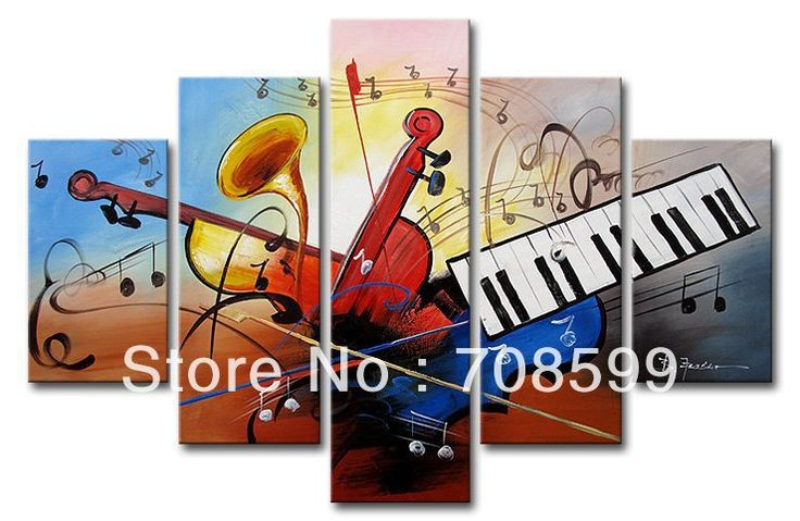 images of music themed home decor - Google Search