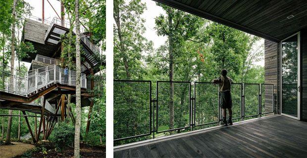 Sustainability Treehouse - Mithum studio