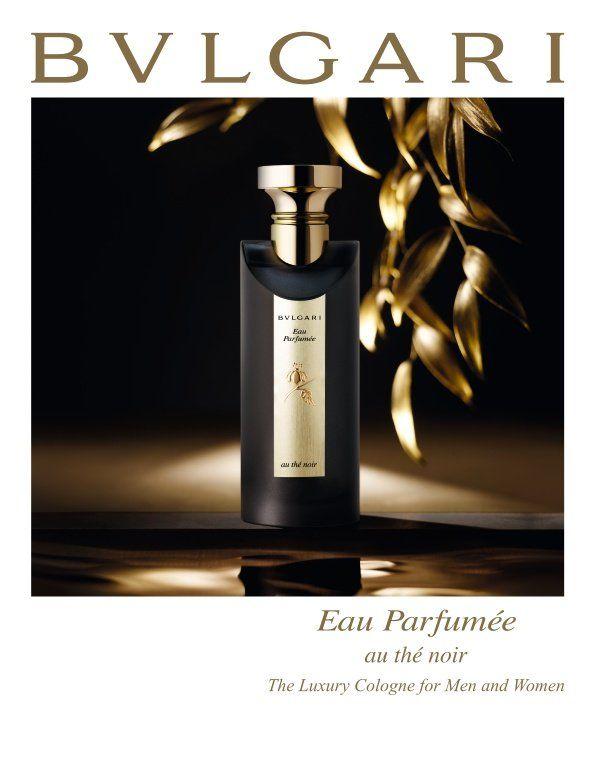 3f4d03ac5c91 BVLGARI Eau Parfumée au Thé Noir   Inspired by Black Tea of Yunnan, a  mysterious luxury collection of Eaux de Cologne for men and…