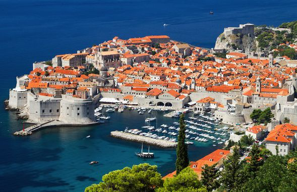 Fox News includes Dubrovnik among the world's top 5 old cities :)