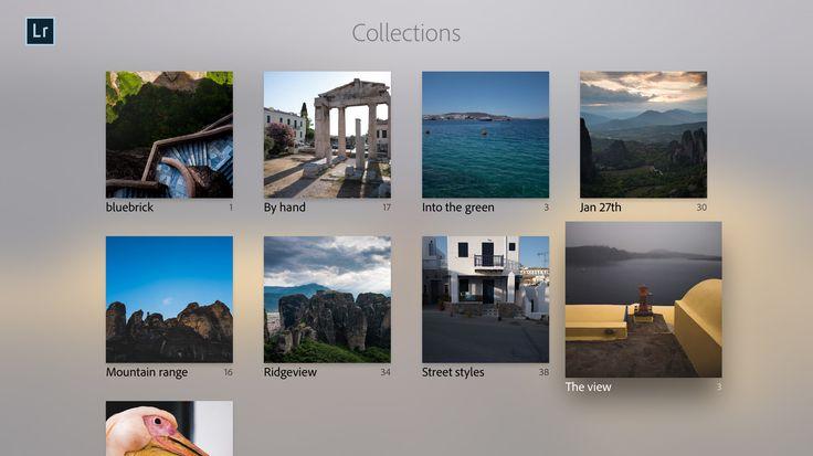 Adobe's erste tvOS App ist natürlich nur ein Viewer und erlaubt die Anzeige der Fotos aus der Creative Cloud, nachdem man in der App seine Nutzerdaten eingetragen hat. Man kann dann Sammlungen auswählen, durch die Fotos wischen, sie als Diashow ablaufen lassen oder teilen. Fotos lassen sich außerdem auf bis zu 200 % zoomen.  Damit das funktioniert, braucht man ein aktuelles Apple TV Gerät der 4. Generation und natürlich eine Creative Cloud Subscription. Die App selbst ist kostenlos und ka...