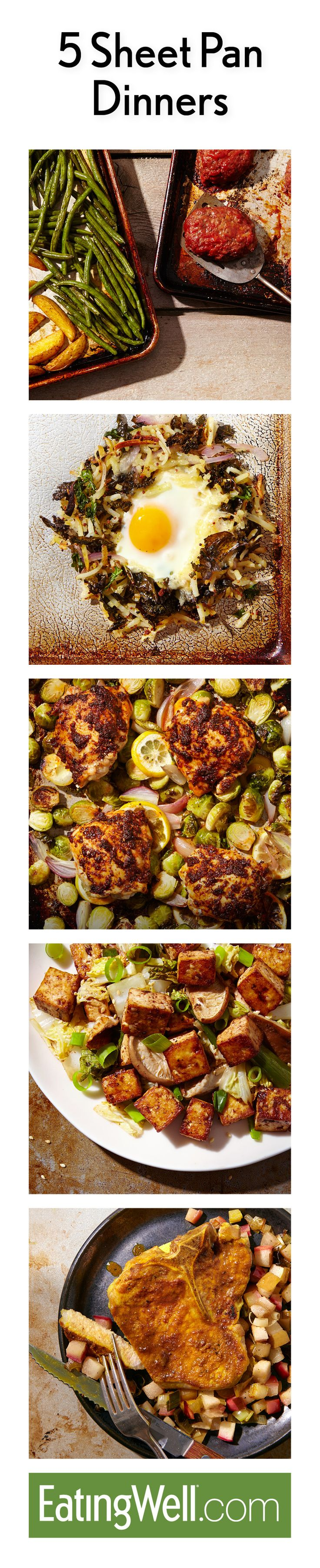 7 best images about recipes sheet pan cooking on for Healthy and delicious dinner recipes