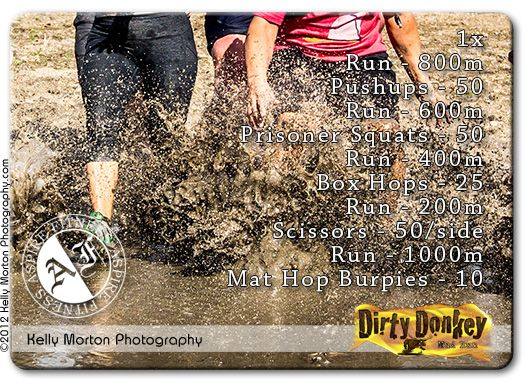 Can't wait for the Dirty Donkey... going to be awesome!