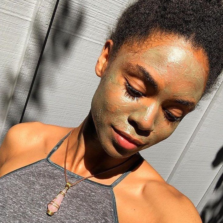 Face, Clay Face Mask, Oil Free Makeup