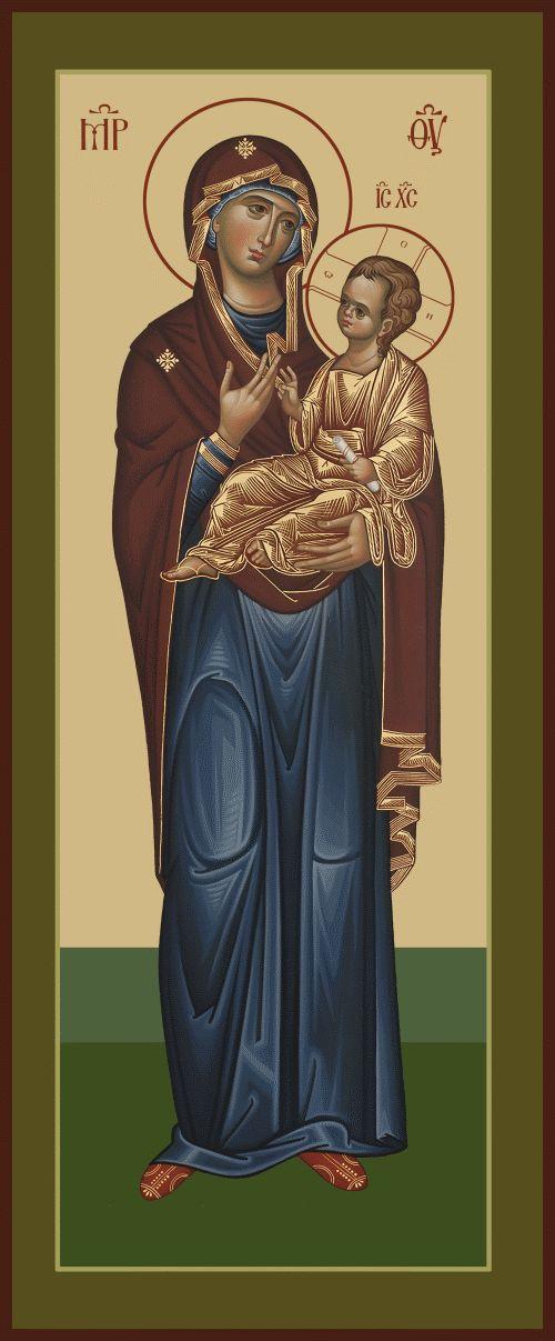 of the Portal [Portaitissa] Icon of the Theotokos