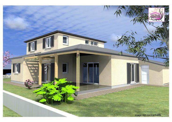 Constructeur villa ile de la r union les villas neptune for Entreprise construction maison