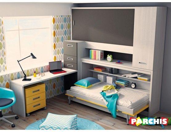 M s de 25 ideas fant sticas sobre camas literas dobles en - Literas muebles rey ...