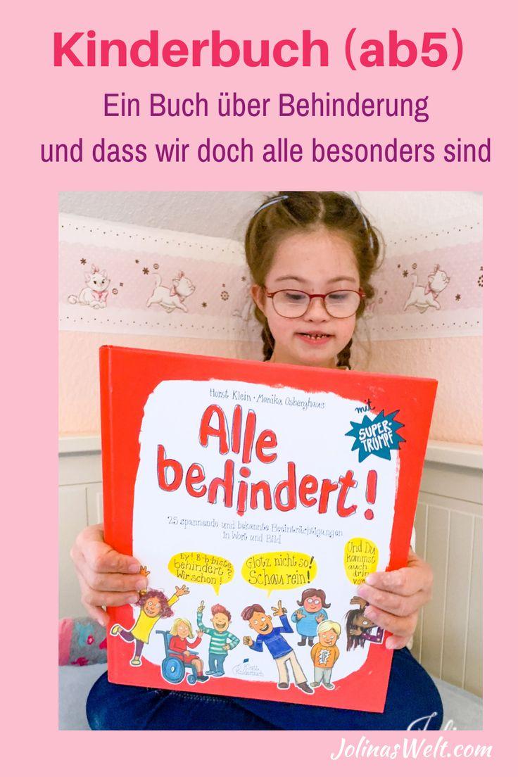 """Das Kinderbuch """"Alle behindert!"""" zeigt, das jeder irgendwie seine Beeinträchtigung hat"""