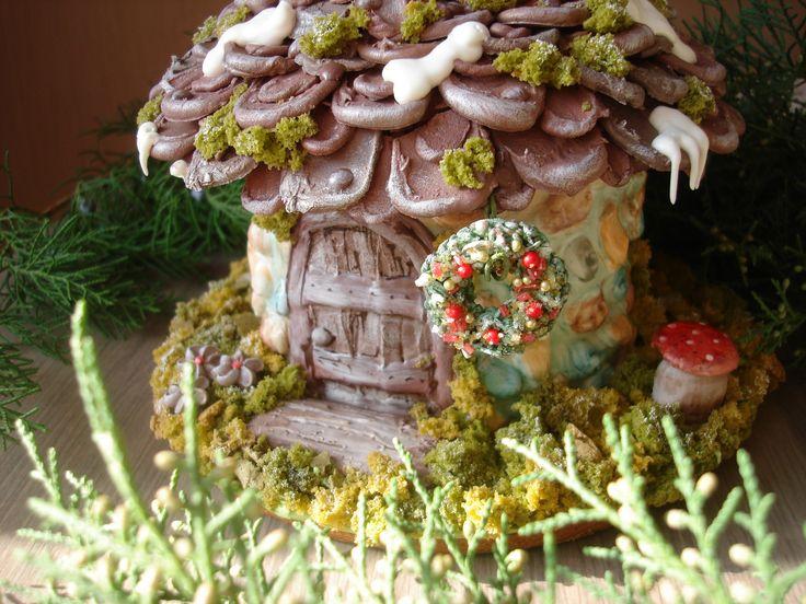 https://flic.kr/p/GmyxqR | Gingerbread house