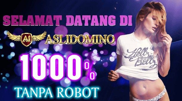 Aslidomino agen poker online Indonesia terpercaya yang memberikan permainan poker online, domino99, dan capsa susun online menggunakan uang asli. Daftarkan ID anda sekarang juga di poker kiukiu agen poker online yang memberikan permainan bebas BOT. SUPPORT BANK BCA BRI BNI DANAMON MANDIRI ARTHA GRAHA DEPOSIT : IDR 20.000 DAFTARASLIDOMINO Bagi anda yang ingin bermain […]