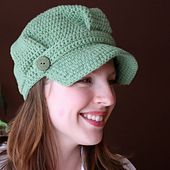 Ravelry: Train Conductor Hat pattern by Micah York