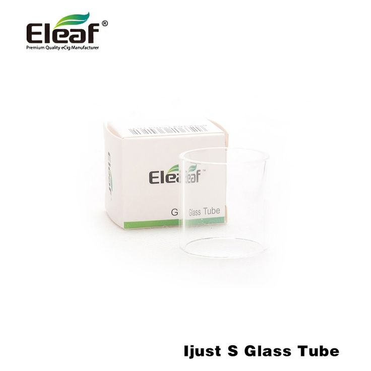 8.51$  Buy here - 10pcslot Original Eleaf Ijust S Glass Tube Replacement Pyrex Glass Tube for iJust S Atomizer Eleaf e cig Accessories   #magazineonlinewebsite