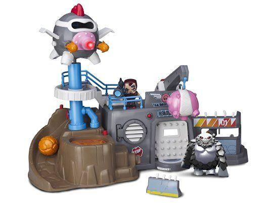Famosa 700011344 - Mutant Busters Quartiere Generale della Resistenza