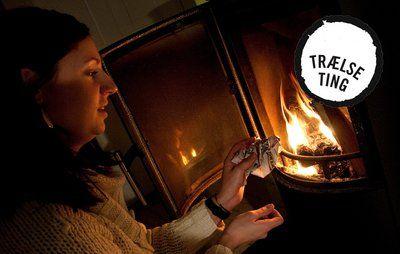 Tænd rigtigt op i brændeovnen - og foruren mindre