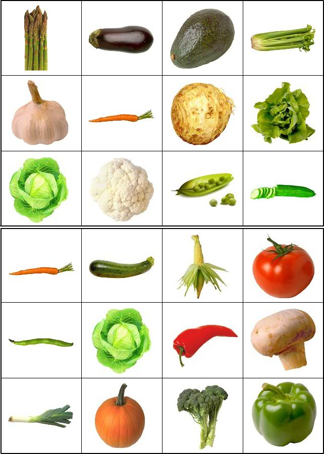 Groente en fruit knippen voor in pan thema 39 groenten en - Fruit ou legume en i ...