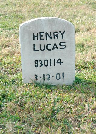 Lucas died in prison on 12th March 2001 of undisclosed causes.