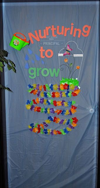 Children's Learning Activities: Teacher Appreciation Week: Door Decorations