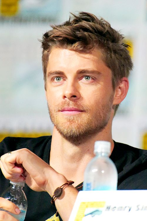 """Luke Mitchell attends the Marvel panel for ""Agents of S.H.I.E.L.D."" on day 2 of Comic-Con International on Friday, July 10, 2015, in San Diego, Calif. """