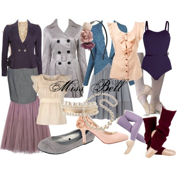 Fame - Miss Bell by alicelowndes on Polyvore featuring Miss Selfridge, Dorothy Perkins, Forever 21, Charlotte Russe, Hue It Girl, Bloch, costume design and fame