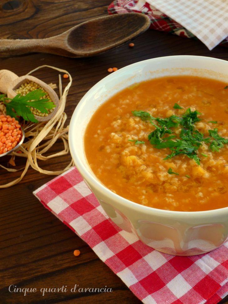 zuppa miglio