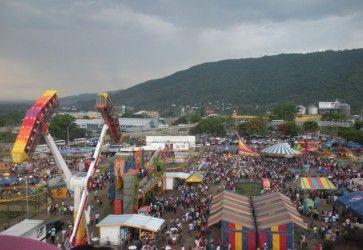 Feria Juniana San Pedro Sula – June Fair in San Pedro Sula Honduras
