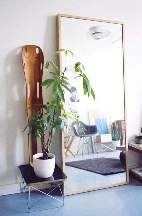 """TOUCH this image: """"As for the Eames Leg Splint, I am just a collector! I li... by FvF"""