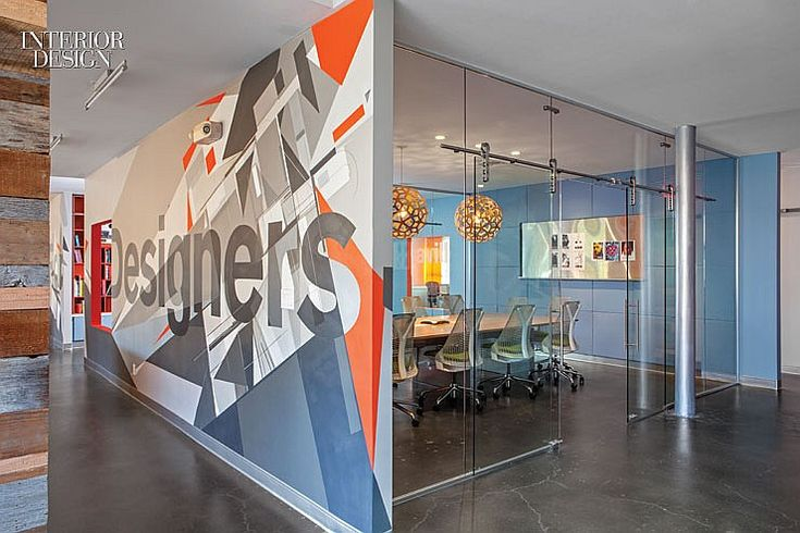 It's Their Baby: Gravillis Office by SmithGroupJJR | Projects | Interior Design
