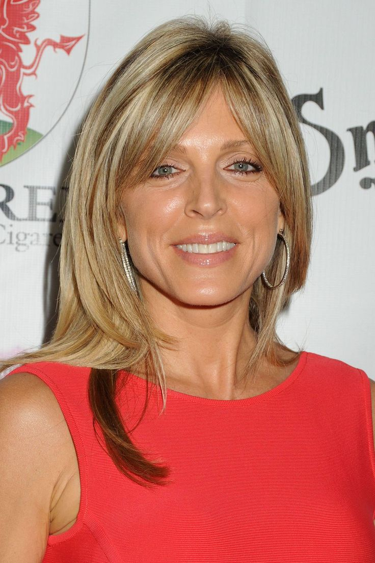 Marla Maples l'ancienne femme de Donald trump le 13 septembre 2014 à Beverly Hills