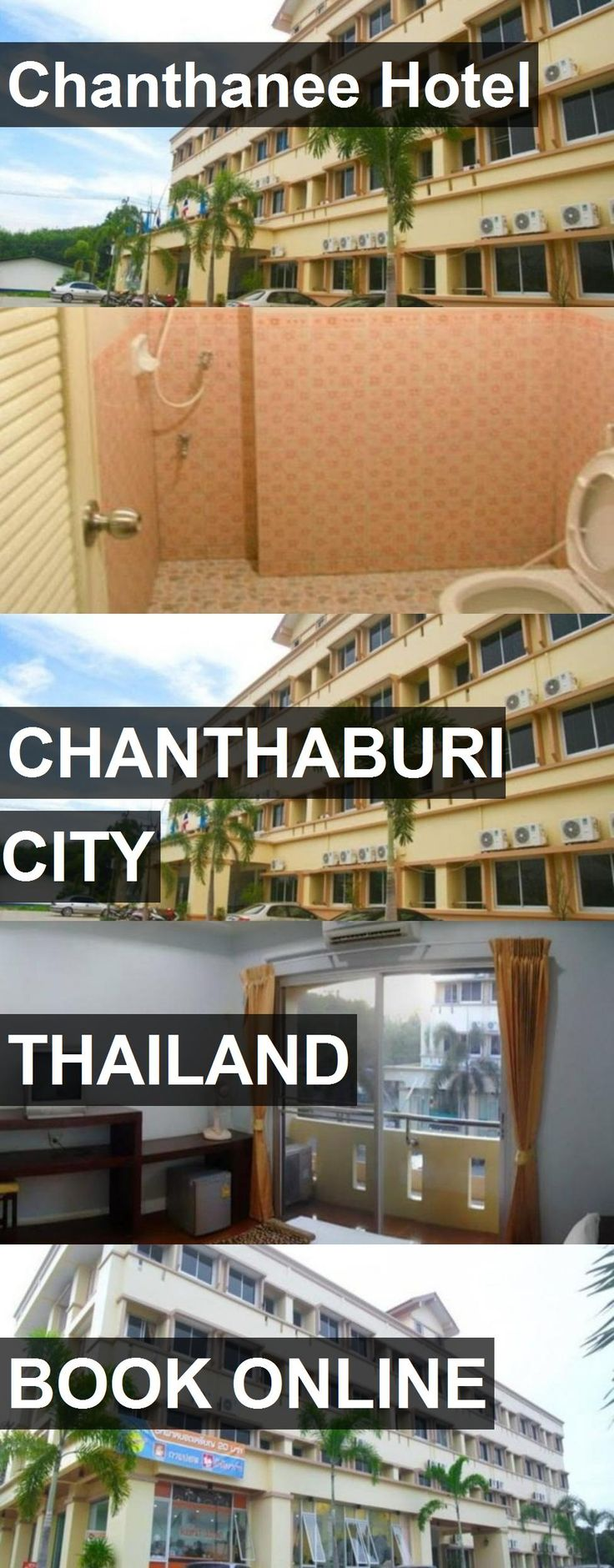 Hotel Chanthanee Hotel in Chanthaburi City, Thailand. For more information, photos, reviews and best prices please follow the link. #Thailand #ChanthaburiCity #hotel #travel #vacation