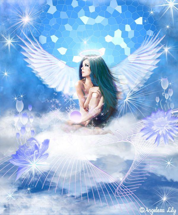 angels in heaven pictures | Angel In Heaven - Angelexa Lily