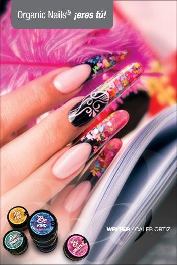 Organic® Nails, da lo mejor! / Sistema profesional para aplicación de uñas.