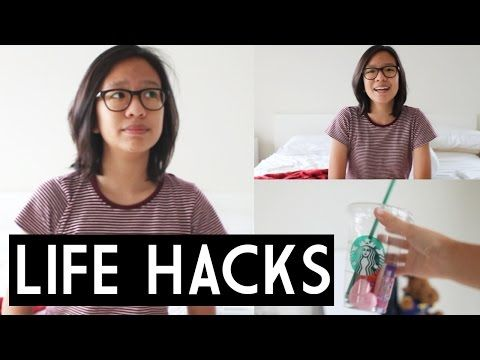 Life Hacks + An Organisation Tip! | KARINA - YouTube